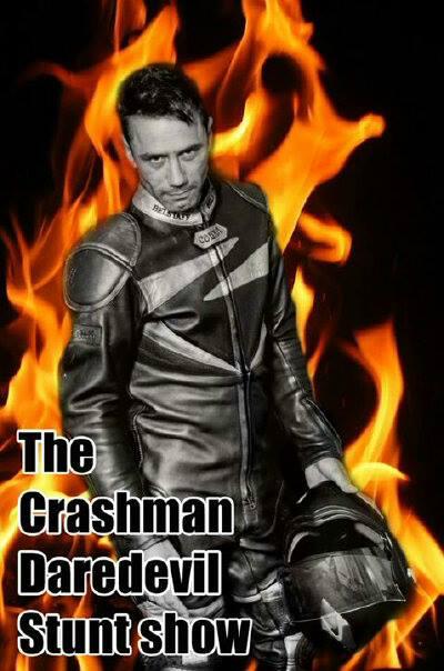 THE CRASHMAN