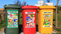 Waste problem - prevention or cure?