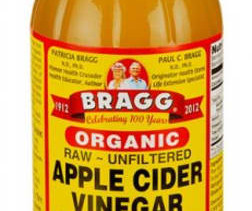Health Benefits from Apple Cider Vinegar