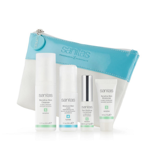 Sensitive Skin Intro Kit 4 pieces