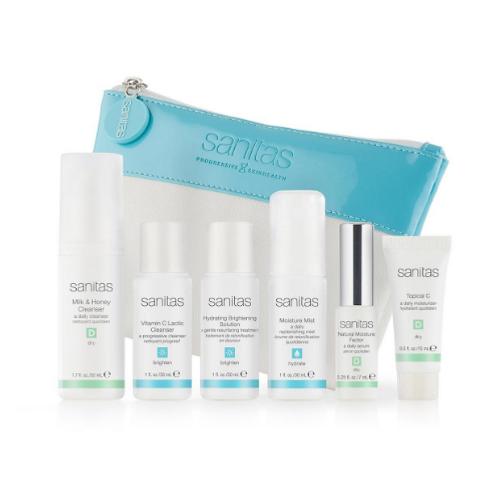 Dry Skin Intro Kit 6 pieces