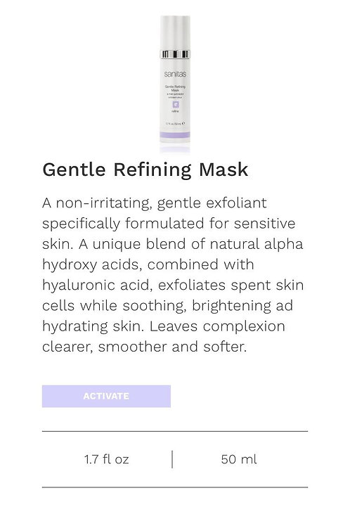 Sanita's Gentle Refining Mask