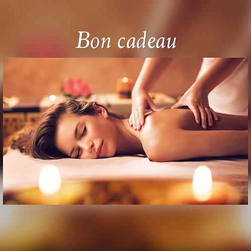 Massage de bien-être du corps de 60min