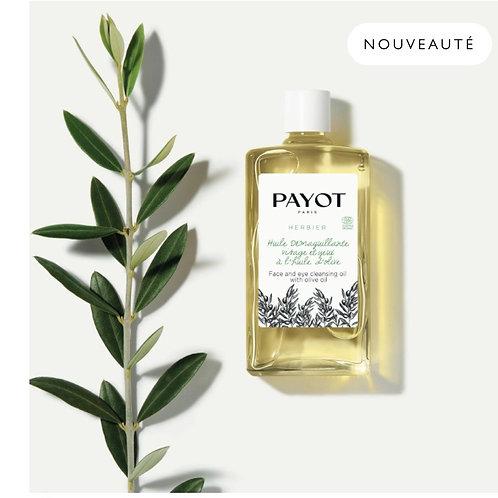 Découvrez l'Huile Démaquillante visage et yeux à l'huile d'olive de Provence Bio