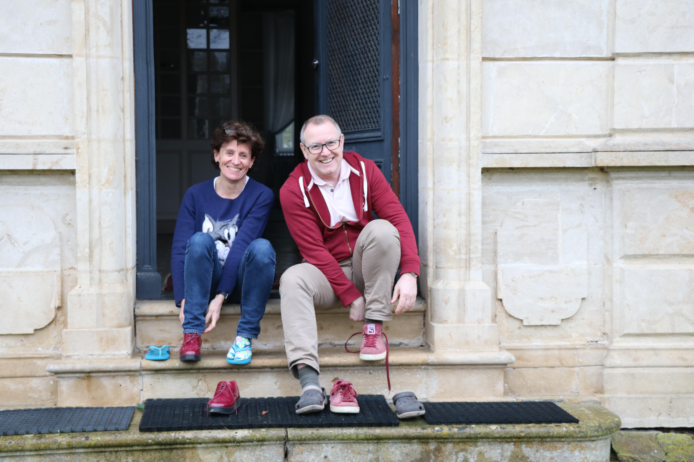 Martine et Lionel