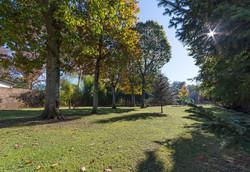 Le parc du domaine