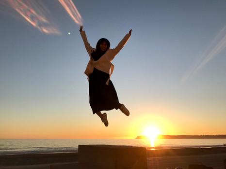 Jump in San Diego