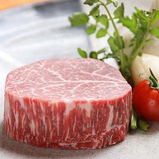 国産牛(北海道産)のヒレ