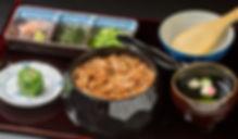 北海道産牛ひつまぶし盆