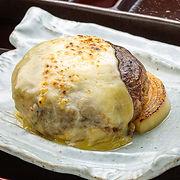 チーズハンバーグ盆