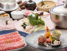●期間限定「桜まつり&松阪牛フェア」●