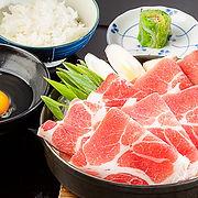 ディナー江戸っ子鍋豚すきやき.jpg