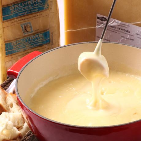 ケルン伝統のチーズフォンデュを単品でも♪