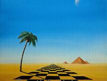 Into Egypt