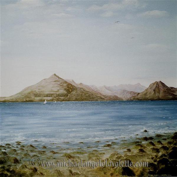 Cuillin of Skye