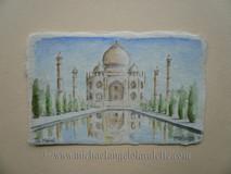 Taj Mahal Miniature