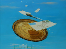 Airmail to India