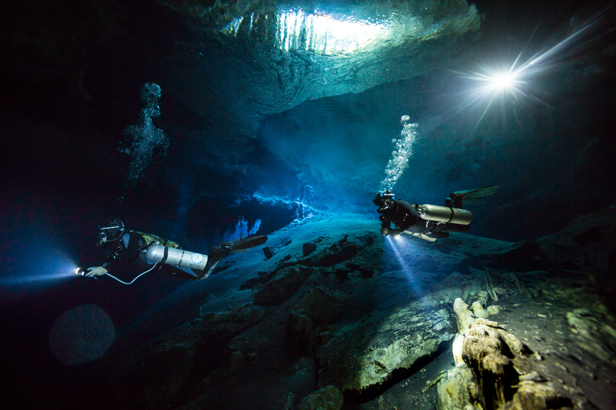 Aven Cavern