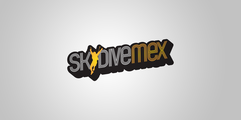 SKYDIVEMEX  / LOGOTYPE / FORDESIGN
