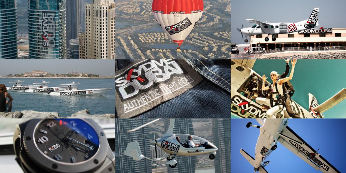 fordesign, skydive dubai 360