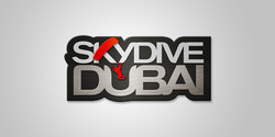 SKYDIVE DUBAI  / LOGOTYPE / FORDESIGN