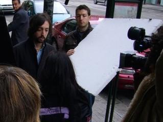 El actor Alvaro de Paz comienza el 18 de mayo el rodaje de su próxima película