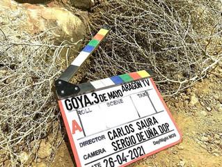"""Goya 3D Mayo"" de Carlos Saura"