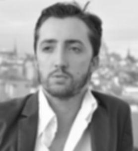 Actor Alvaro de Paz