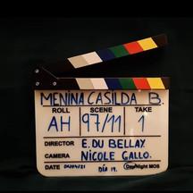 """""""Menina Casilda"""" Eric du Bellay"""