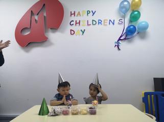 Playgroup Edutainment - Mini Celebration fo Children's Day