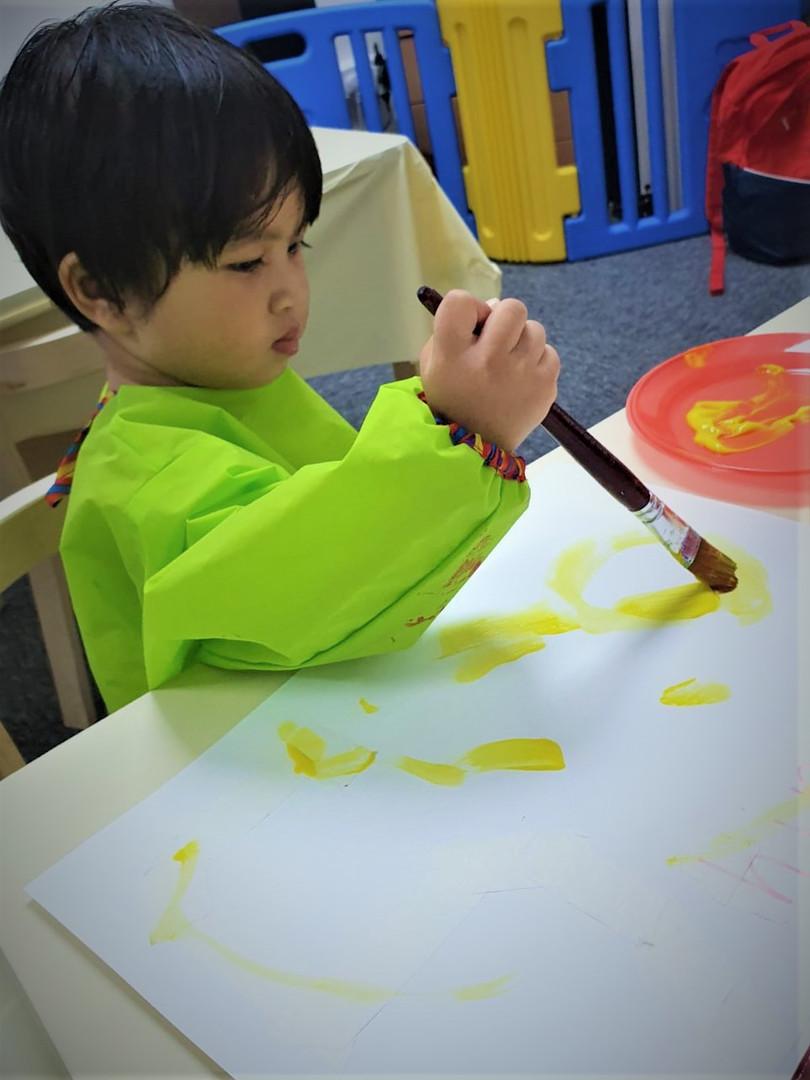 Playgroup Edutainment - Art & Craft Hands-On