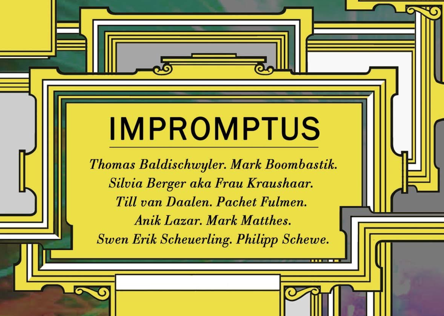 IMPROMPTUS - invitation