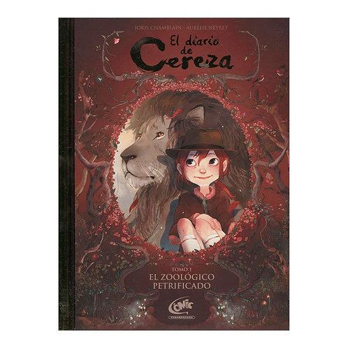 El diario de Cereza - Tomo 1 / Chamblain y Neyret