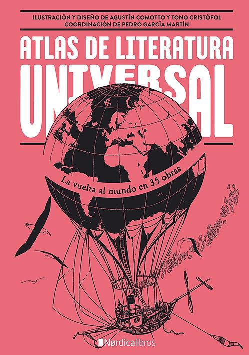 Atlas de la literatura universal / Garcia Marin, Comotto y Cristófol