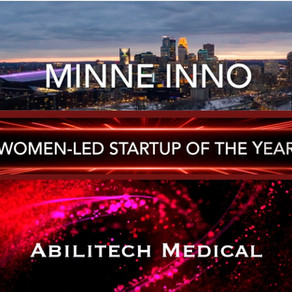 Abilitech named Minne Inno's 'Women-led Startup of the Year'