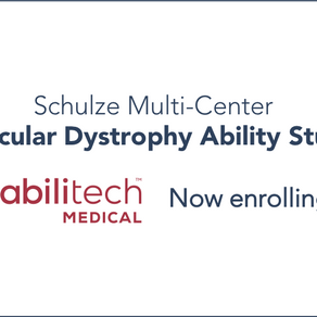 Now Enrolling! Schulze Multi-Center Muscular Dystrophy Ability Study