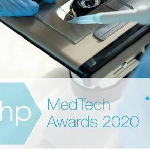 GHP Magazine awards Abilitech Medical a 2020 MedTech Award
