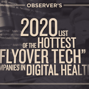 Abilitech Lands on Observer Top Flyover Tech List as J.P. Morgan Conference Kicks Off