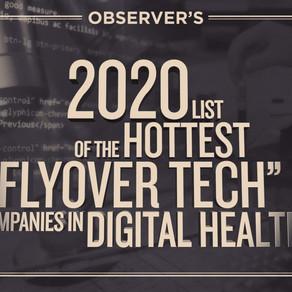 Abilitech Lands on Observer Top Flyover Tech List as J.P. Morgan Conference Kicks Off