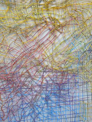 """Yellow Brick Road"" (Detail View)"