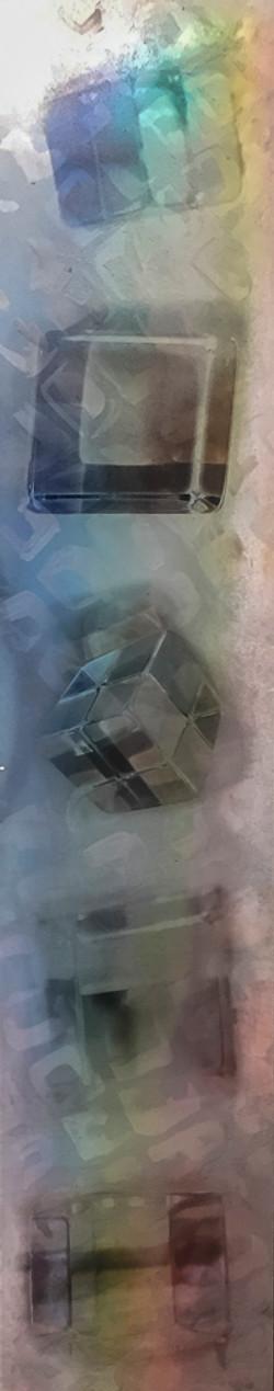 Five Cubes