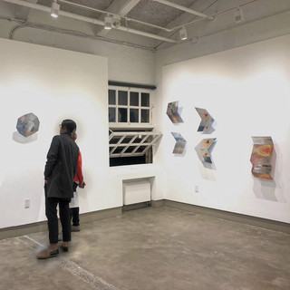 Wave Forms at Embark Gallery