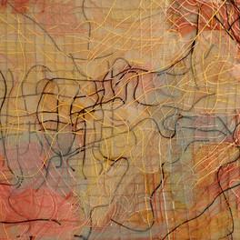 "Detail of ""Inner Rivers Run Deep -1"""