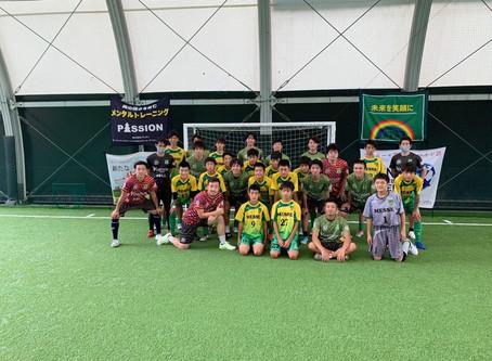 【MESSE宮城FC ジュニアユース】