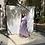 Thumbnail: Lilac Crushed Flowy Dress