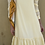 Thumbnail: Crushed Flowy Dress in Pastel Yellow