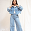 Thumbnail: Cropped Jeans Jacket