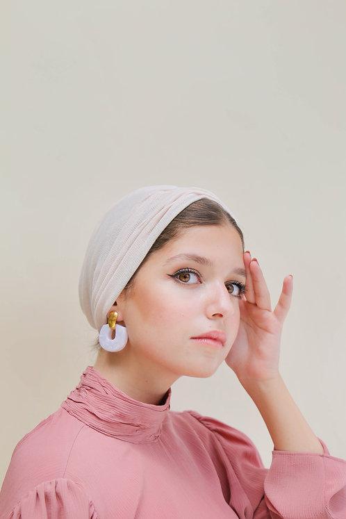 Basic rose turban