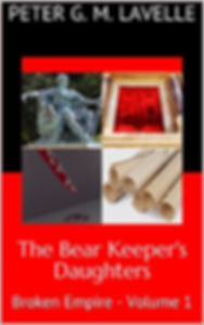 The Bear Keeper's Daughters on Amazon Kindle
