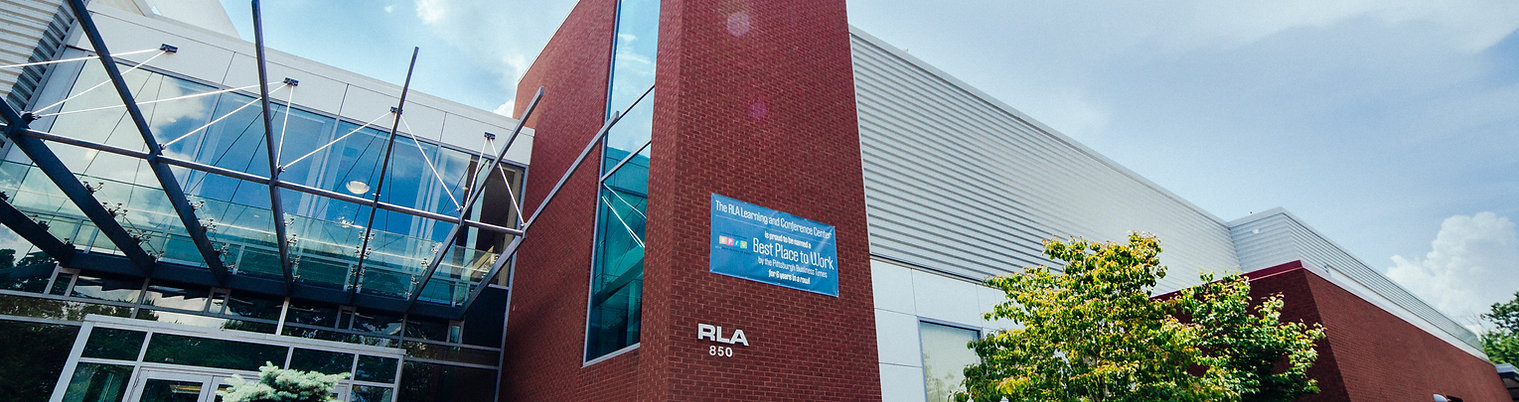 The RLA front entrance
